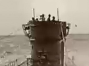 U-Boot 180 disparu au large de Contis