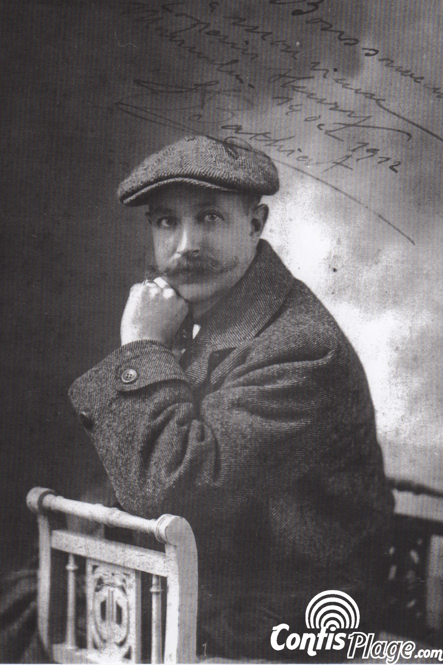 Léon BATHIAT portrait