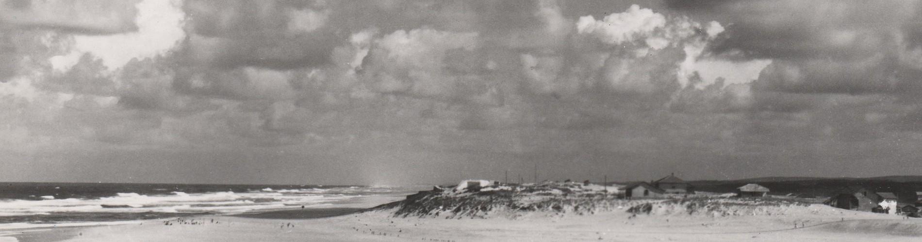 BUnker de la position Ba02 au lendemain de la seconde guerre mondiale - 1948